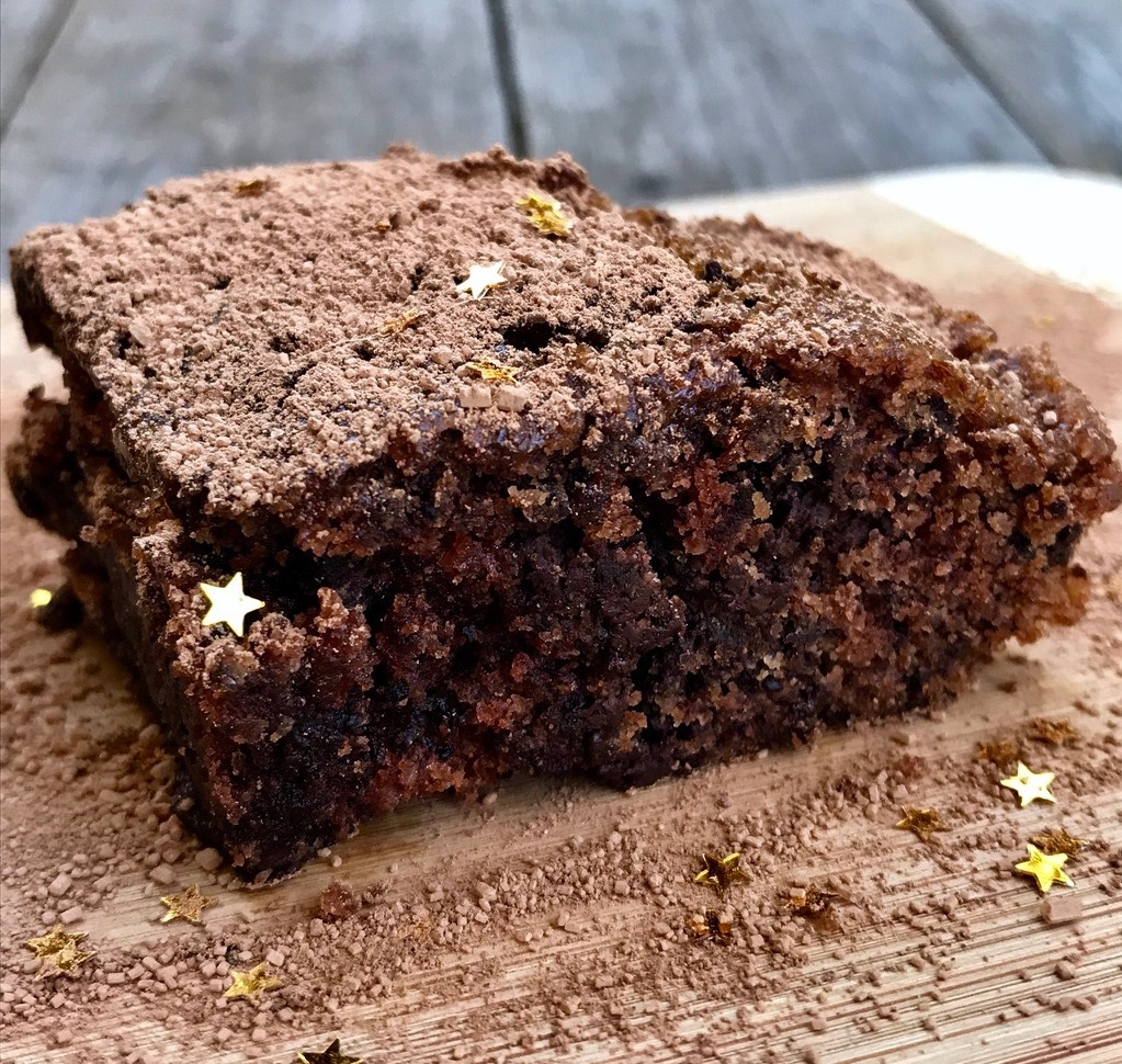 Brownie wenig Zucker